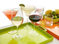 Easy Tabletop Ideas for Summer Parties from FoodNetwork.com