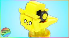 LEGO Dimensions - Adventure Time - Snail Dude Jake stop motion build Adventure World, Adventure Time, Lumpy Space Princess, Finn The Human, Ice King, Stop Motion, News Games, Snail, Minions