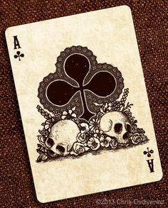 Calaveras — Playing cards inspired by the Day of the Dead by Chris Ovdiyenko » Updates — Kickstarter