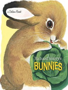 Richard Scarry's Bunnies (Richard Scarry)