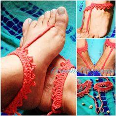 10 Minute Barefoot Sandal
