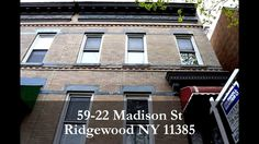 Introducing Madison Street, Ridgewood NY 11385 by George L. Ridgewood Queens, Real Estate Services, Things To Come, Street, Rosario, Walkway