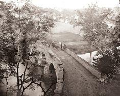 Burnside Bridge, Antietam Creek 1862