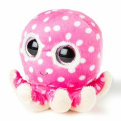 Ty Beanie Boos Ollie the Octopus~ Awww he's so cute! ^_^ ~Thanks for getting him for me mom! 2/14/14