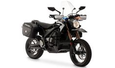 The Zero DS Electric-motorcycle