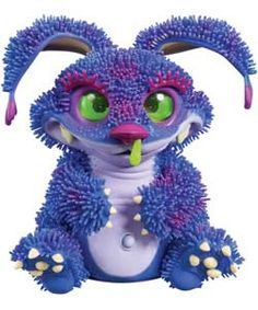 Xeno monster - interactive doll with real emotions Christmas Toys, Christmas 2014, Little Girl Gifts, Little Girls, Tech Toys, Interactive Toys, Electronic Toys, Pacific Blue, Pre School