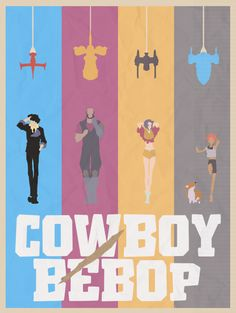 Cowboy Bebop More