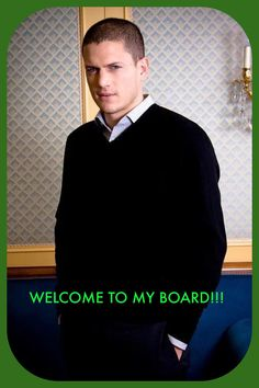 Samheughan, Wentworth Miller, What You See, Welcome, Thankful, Board, Happy, Fictional Characters, Ser Feliz