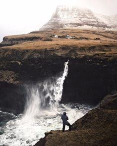 Iceland, always so powerful  #Travel #Iceland