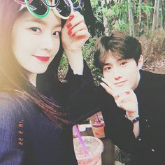Suho x Irene Exo Red Velvet, Red Velvet Irene, Exo Couple, Couple Goals, Ulzzang Couple, Ulzzang Girl, Kpop Couples, Cute Couples, K Pop