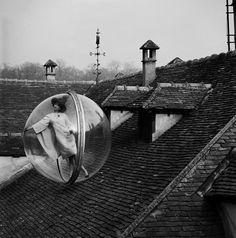 Rolling, Paris - Melvin Sokolosky, 1963
