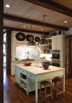 Kitchen Photos Ski Cabin Design, Pictures, Remodel, Decor and Ideas - page 12