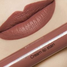 "425 Gostos, 6 Comentários - The Lipstick Diaries (@the_lipstickdiaries) no Instagram: ""Sephora Collection Cream Lip Stain - 23 Copper Blush Application - 5 | Pigmentation - 5 | Longevity…"""