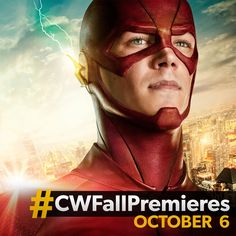 Season 2 of #TheFlash premieres Tuesday, October 6! #CWFallPremieres