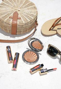 Sisley-Paris Phyto-Touche Sun Glow Bronzing Gel Powder + Phyto-Lip Delight Review
