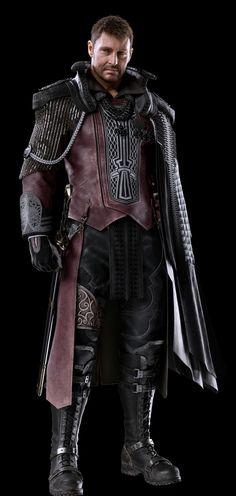 Screenshots Of Kingsglaive: Final Fantasy XV | Gamer Assault Weekly