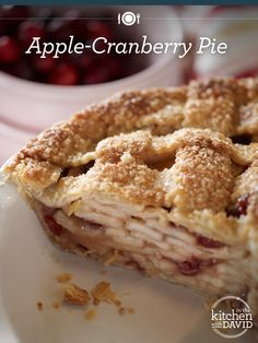Make this picture perfect pie for the holidays!