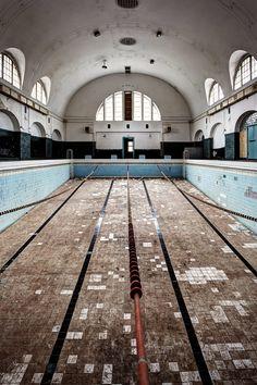 empty pool - Google Search