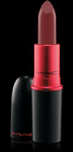 MAC Cosmetics: Viva Glam Lipstick in Viva Glam III. Need.