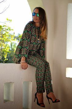 isabel garcia matchy matchy suit - ethnic style