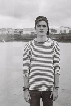 Jack Harries as photographed by his girlfriend Ella Grace Denton on weneedtolivemore.com