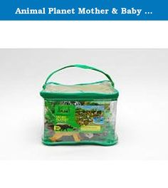 Animal Planet Mother & Baby Safari Playset. Bring Africa to your home and hang out with some of the cutest mother and baby animals around! The Animal Planet Wildlife Familyfeatures all of your favorite safari animals in one awesome package! From giraffes to gators to lions, it's sure to provide tons of wild fun! The Animal Planet Wildlife Family Playset features: Includes various animals, trees and a plastic storage bag Rubber and plastic animals and accessories offer hours of safari fun...