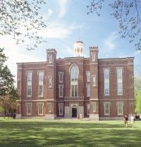 Old Main - Knox College