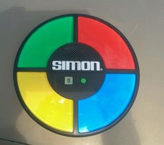Simon.memory game.electronic.works.good cond Electronics Sale, Game Sales, Sale Items, Tools, Games, Antiques, Big, Antiquities, Instruments