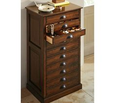 Shelby Accessory Tower | Pottery Barn - love this for my jewels, scarves and small accessories. (799 from pottery Barn)