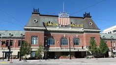 ... - Photo of Old Union Pacific Railroad Depot, Salt Lake City, Utah