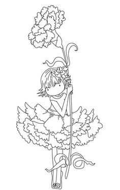 1948 Best Girl & Fairy Coloring Pages images in 2020