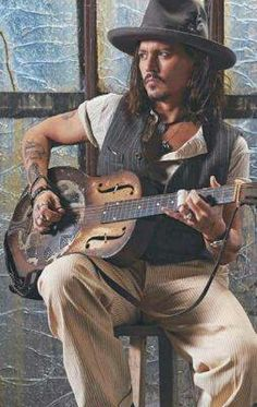 Johnny Depp Latest News FB page - Peter Mountain photoshoot 2013