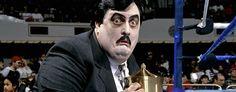 Creepy-looking pro wrestling icon 'Paul Bearer' dies at 58.