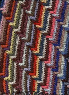 Free Picture Afghan Crochet Patterns | CROCHET INDIAN BLANKET PATTERN - Crochet — Learn How to Crochet