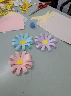 Diy Ribbon, Ribbon Crafts, Spring, Ideas, Fantasy, Thoughts