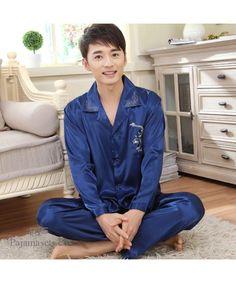 Underwear & Sleepwears Mens Geometric Patterns Pajama Sets Yarn Weave Cotton Men Pajamas Comfy Sleepwear Men Plus Size M-4xl Soft Nightgown Pyjamas Men's Sleep & Lounge