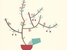 una flor de papel / Cecilia Alfonso Esteves