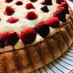 Teljes kiőrlésű, túrós gyümölcstorta - Duodiary Diabetic Recipes, Diet Recipes, Healthy Recipes, Good Food, Yummy Food, Salty Snacks, Hungarian Recipes, Cakes And More, Cheesecake