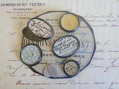 Bluecoat round brooch   http://clarehillerby.wordpress.com/