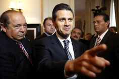 @BarakObama and Mexico's @EPN: A Quick Meeting with a Big Agenda