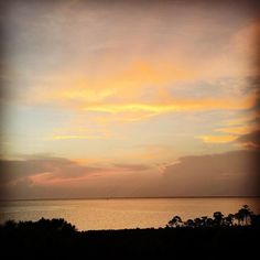 Beautiful #sunset in #Sandestin, Florida. #SouthWalton