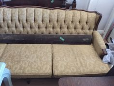 3 Seater French Provincial Sofa.  Super comfortable and in great condition $150 Sofa, Couch, French Provincial, Eyes, Furniture, Home Decor, Settee, Settee, Couches