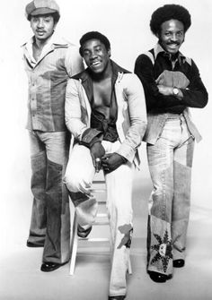 """The O'Jays, American R&B/soul group currently consisting of Walter Williams, Eric Grant, & Eddie Levert. Originally a quintet, the trio became the forefront of """"Philadelphia soul"""" with hits Back Stabbers, Love Train, For the Love of Money, I Love Music, Used ta Be My Girl, Give the People What They Want, Family Reunion, Forever Mine, & Darlin' Darlin' Baby. They have been inducted into both The Rock and Roll Hall of Fame & The Vocal Group Hall of Fame."""