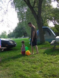 What to Pack for Camping with a Toddler Checklist ~ Awesome!!! These are extensive, comprehensive lists for Toys, Food & Kitchen Prep, Clothing, Bath & Health, Bedtime & Campsite. Would have been VERY helpful several decades ago!!!