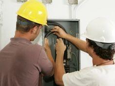 Zaměstnání - Přiřaď slova k obrázkům Electrician Work, Hard Hats, Vase, Photoshop Effects, Tips, Motorcycle Helmet, Vases, Jars