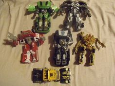Transformers job lot ,  View more on the LINK: 	http://www.zeppy.io/product/gb/2/252730365404/