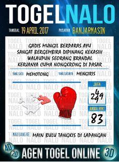 Angka Ikut 2D Togel Wap Online TogelNalo Banjarmasin 19 April 2017