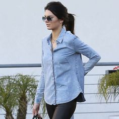 kendall-jenner-camisa-jeans-street-style