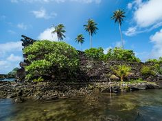 Nan Madol, a series of 99 artificial islets made of coral, has the distinction of being the only entry on this year's list that was also added to UNESCO's list of sites in danger. Because of erosion and climate change, Nan Madol and its history are at risk of being lost, but new funding from UNESCO can now help preserve the site, the only ancient city ever built atop a coral reef.