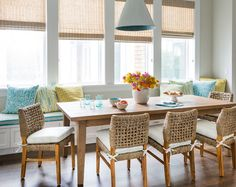 Andrew Howard Design  Things We Love: Banquettes - Design Chic